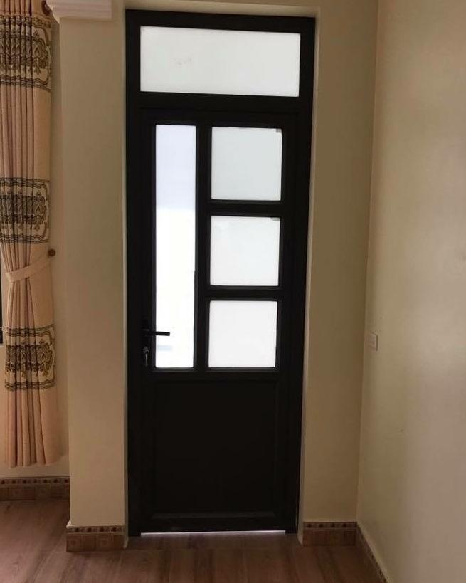 mẫu cửa nhôm kính xingfa